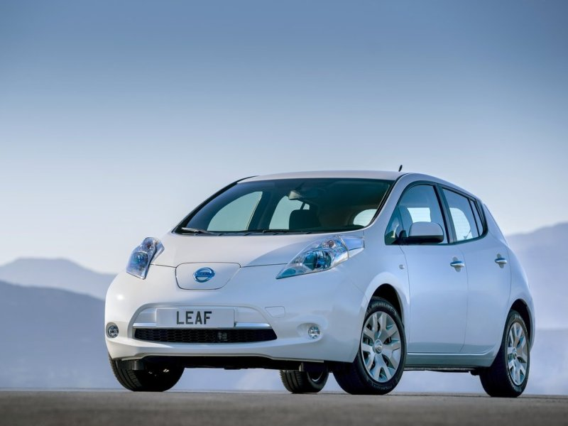 10 Best Electric Cars for the Money