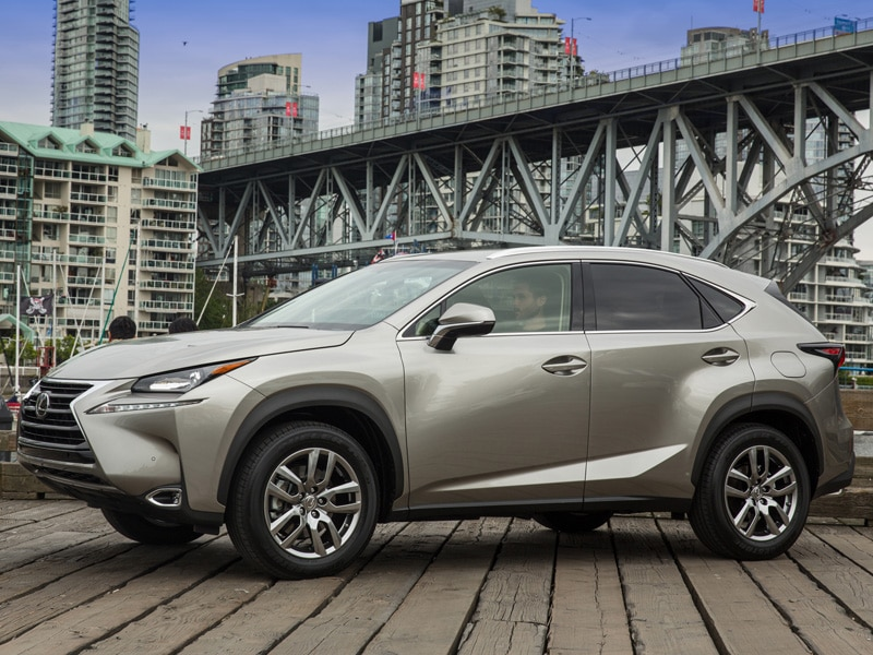 Top 5 Affordable 2018 Luxury Cars: How Much For The 2015 Lexus NX?