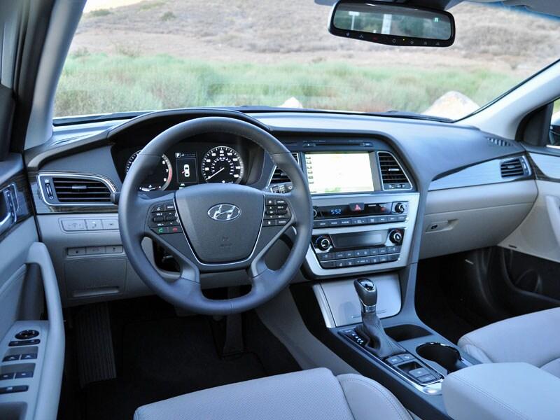 My Hyundai Blue Link >> 2015 Hyundai Sonata Review and Road Test | Autobytel.com