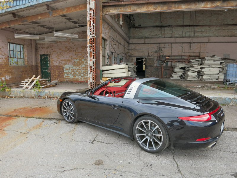2015 Porsche 911 Targa 4 Luxury Sports Car Review Autobytel Com