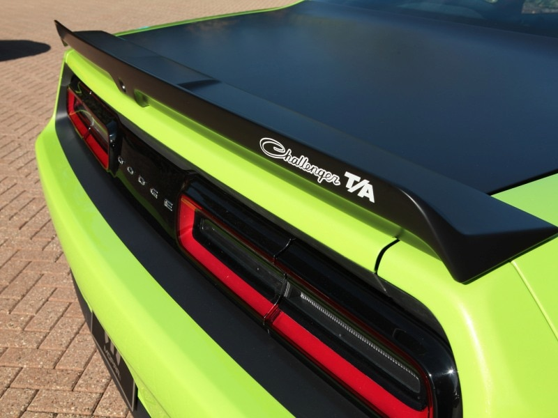 Mopar Goes Retro with 2015 Dodge Challenger T/A SEMA Concept