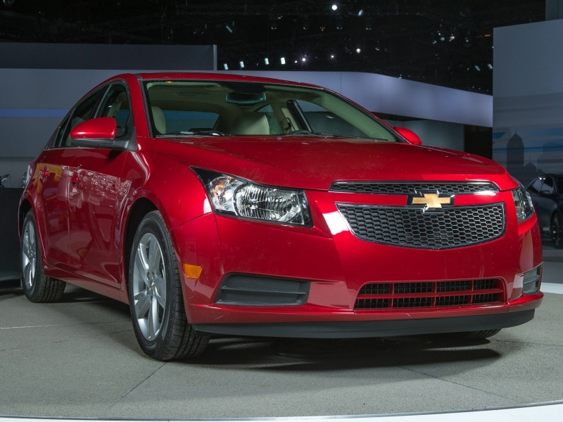 Gm Provides Absorbing Account Of Chevrolet Cruze Climate