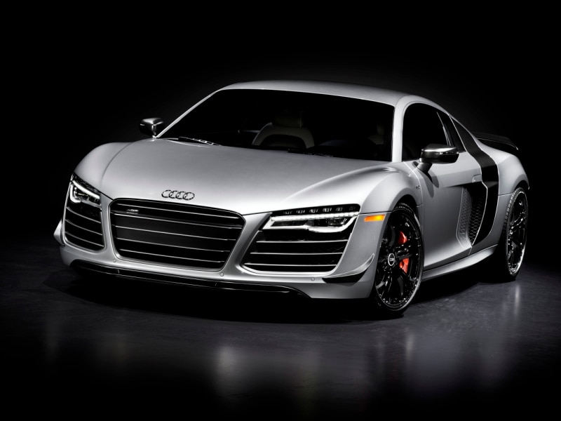 Hi-po 2015 Audi R8 Brings 570 HP to L.A.