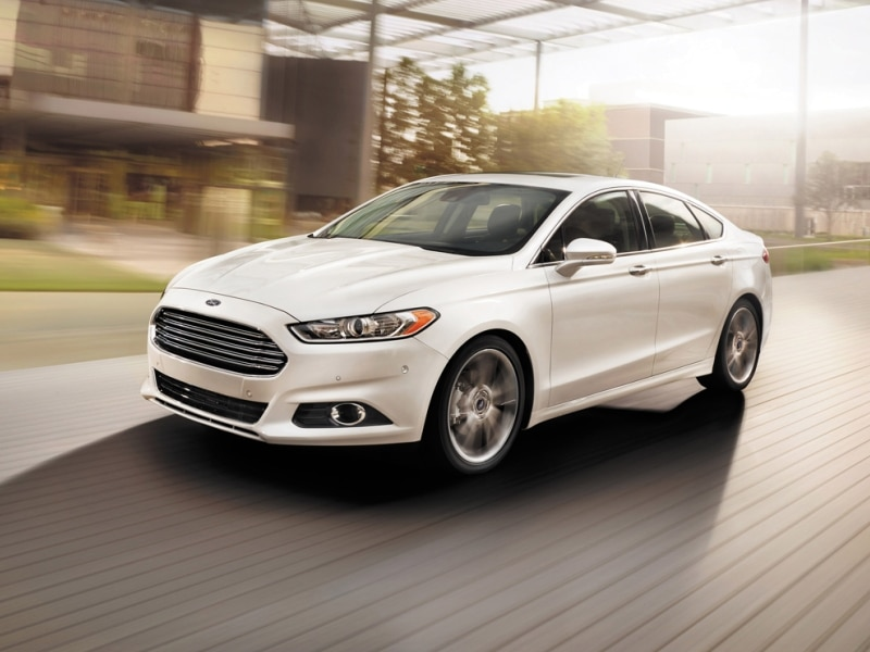 2015 Ford Fusion Quick Spin Review | Autobytel.com