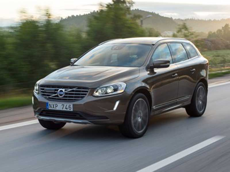 2015 Volvo XC60 Celebrates Ocean Race With Limited Edition