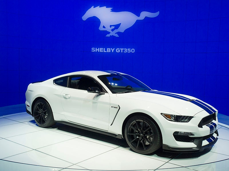 Must See Sports Cars Of The LA Auto Show Autobytelcom - 2016 ford car lineup
