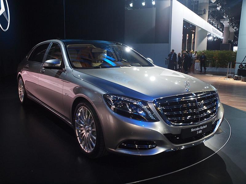 Must See Luxury Cars Amp Sedans At La Auto Show 2014