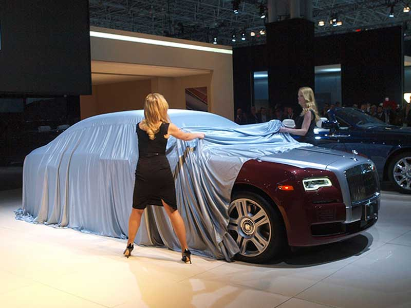 8 Most Expensive Cars Of The 2014 LA Auto Show  Autobytelcom