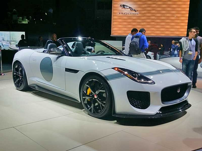 Must See Convertibles of the LA Auto Show 2014