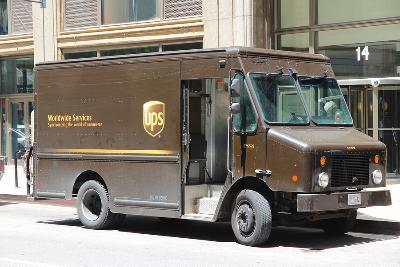 how much do ups drivers make in california