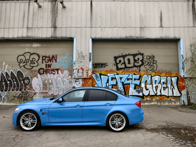 BMW M Sport Sedan Review Autobytelcom - 2015 bmw m3 sedan price