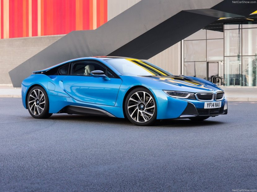 2014 Bmw I8 Road Test Review Autobytel Com