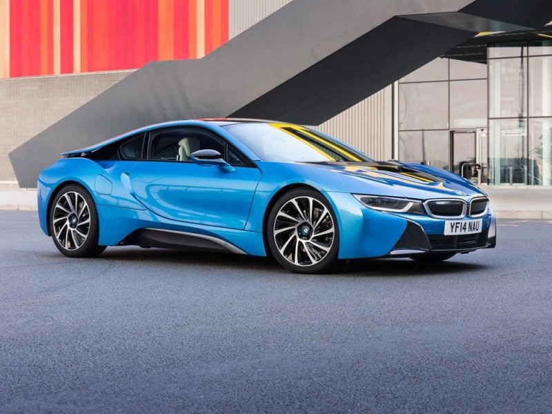 2014 BMW I8 Road Test Review