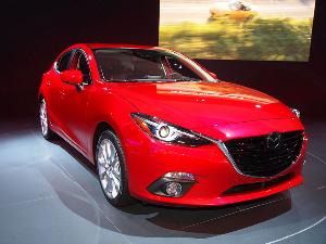 ALG: 2015 Mazda Mazda3 Is Best Compact for Retained Value