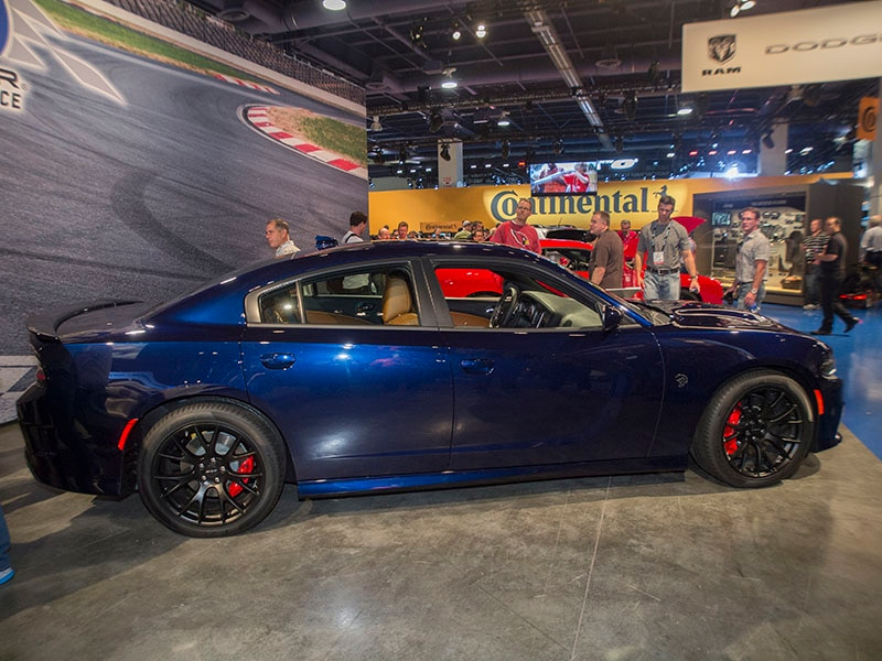 2015 Dodge Charger Hellcat Brings Home Top Honor from BoldRides.com