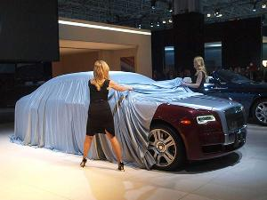 Must See Luxury Cars & Sedans at LA Auto Show 2014