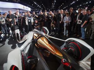 Race Cars of the 2014 LA Auto Show