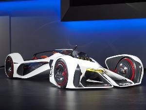 All About the Chevrolet Chaparral 2X Vision Gran Turismo