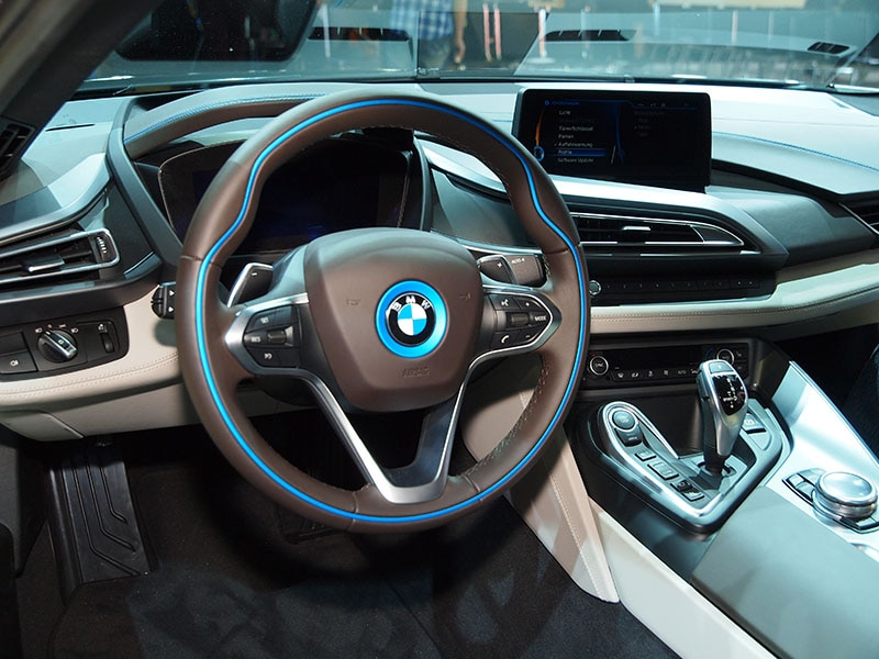 10 Things You Need To Know About The 2015 Bmw I8 Autobytel Com