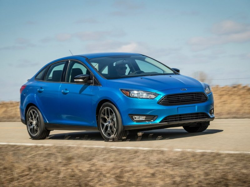 2016 Ford Focus Road Test Review