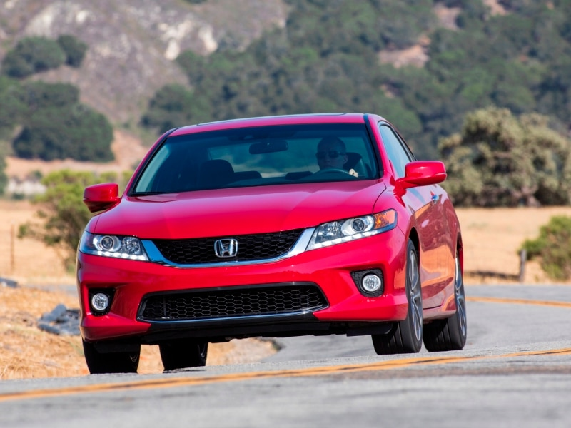 2015 honda accord coupe road test review. Black Bedroom Furniture Sets. Home Design Ideas