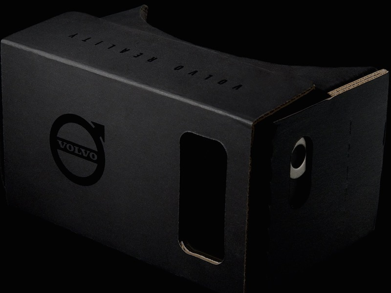 What Is The Volvo Reality App For Google Cardboard?
