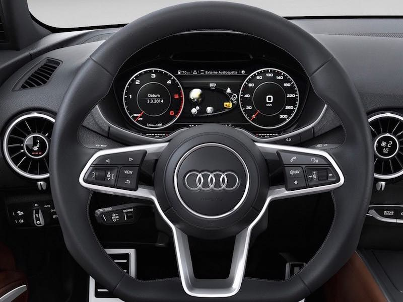 What Is Audis MIB Technology And Virtual Cockpit Autobytelcom - What is audi