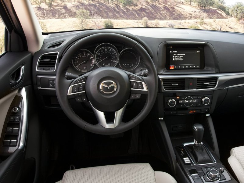 2016 Mazda Cx 5 Shows Upgrades For New Model Year