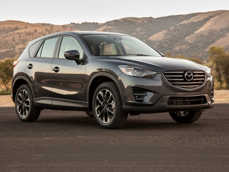 2016 Mazda Cx 5 Sport
