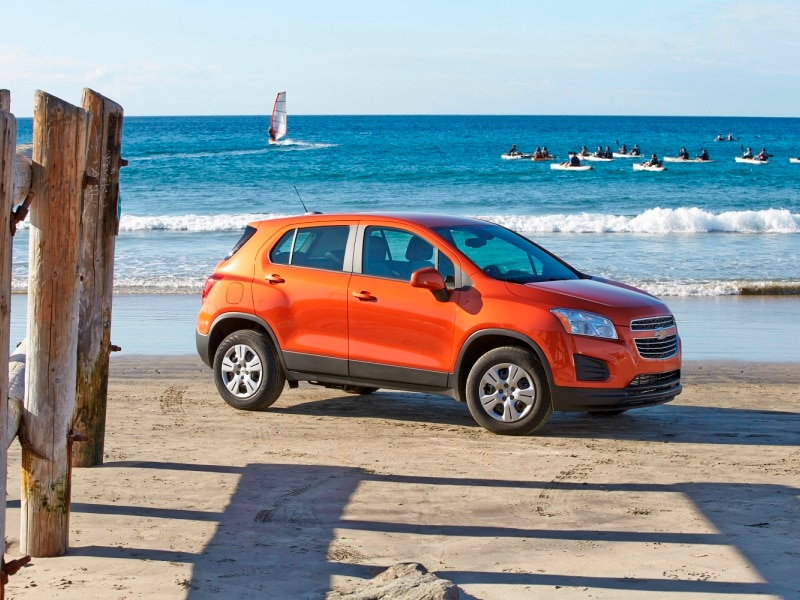 2017 Chevrolet Trax Road Test Review