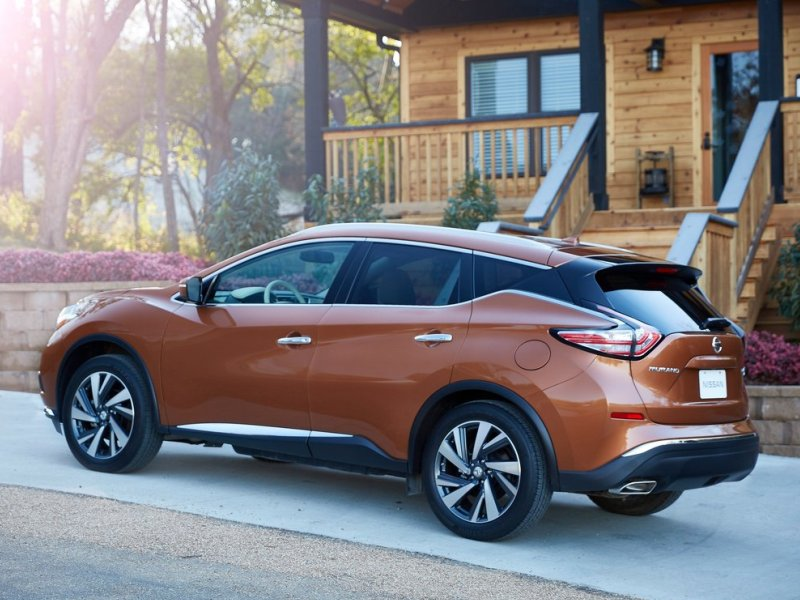 10 Things You Need To Know About The 2015 Nissan Murano Autobytel Com
