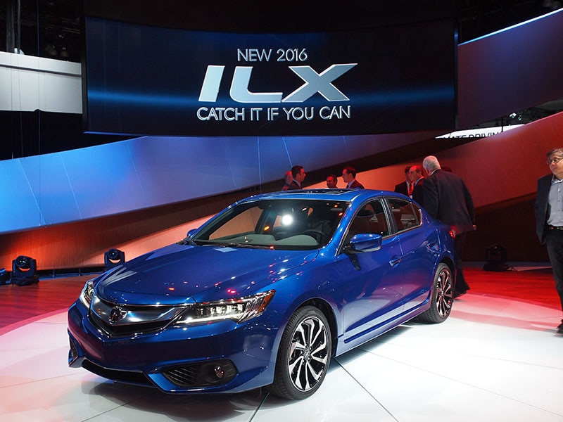 Test-drive Reservations Open For 2016 Acura ILX