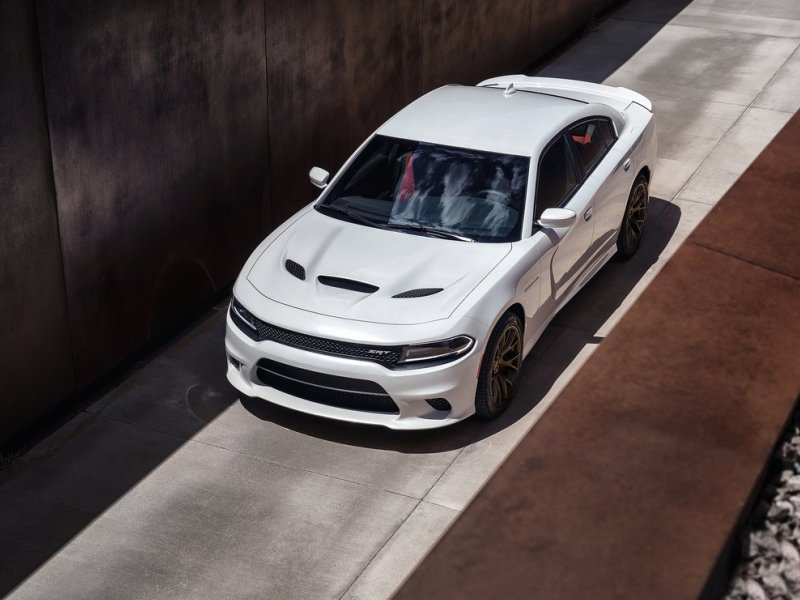 EPA Grades Released for 2015 Dodge Charger Hellcat