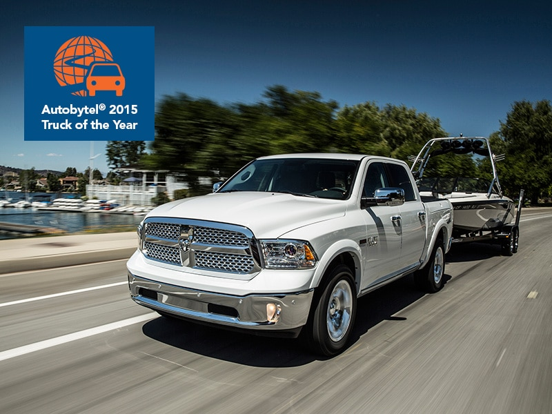 10 Reasons Why The Ram 1500 Ecodiesel Is The 2015 Autobytel Truck Of