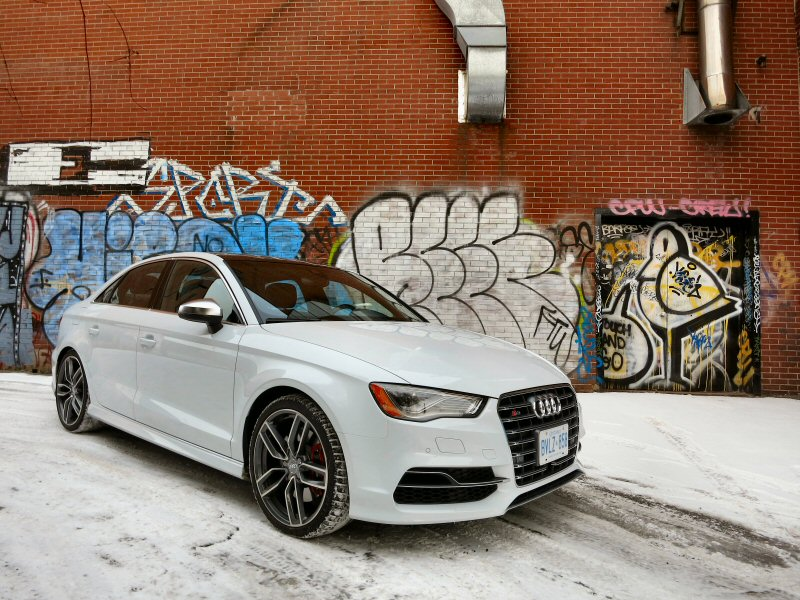 2015 Audi S3 Sport Sedan Review Autobytelcom