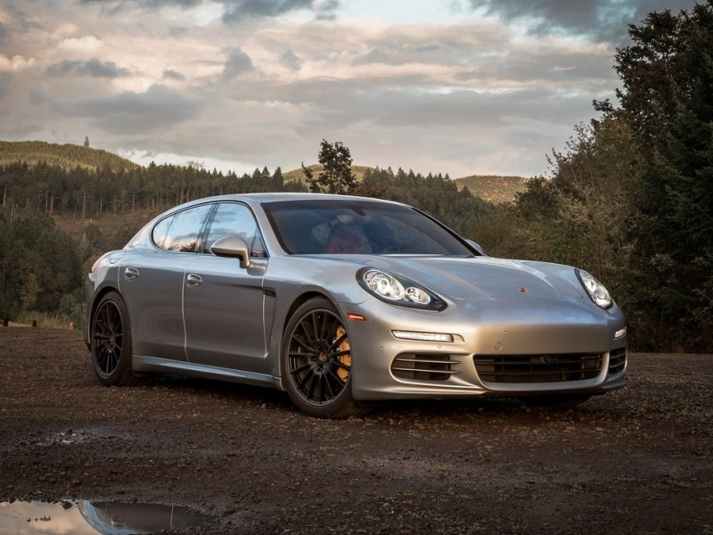 Porsche Panamera Best Luxury Cars: 10 Of The Best High End Cars For 2015