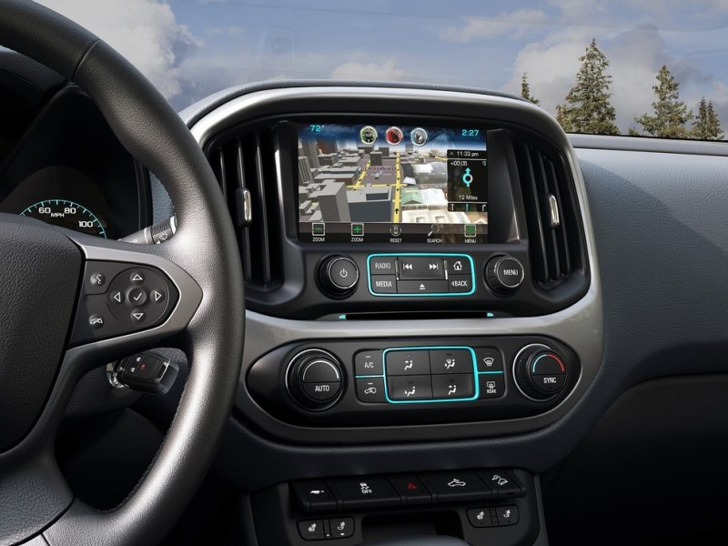 Chevy Colorado Accessories >> High Def Vr System Helps Hone Accessories For 2015 Chevrolet