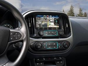 High-def VR System Helps Hone Accessories for 2015 Chevrolet Colorado
