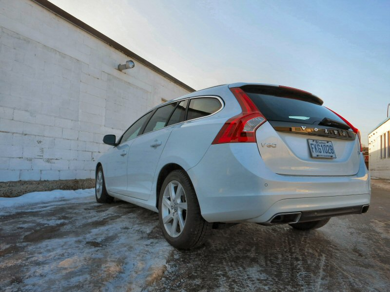 2015 volvo v60 t5 drive e luxury wagon review. Black Bedroom Furniture Sets. Home Design Ideas