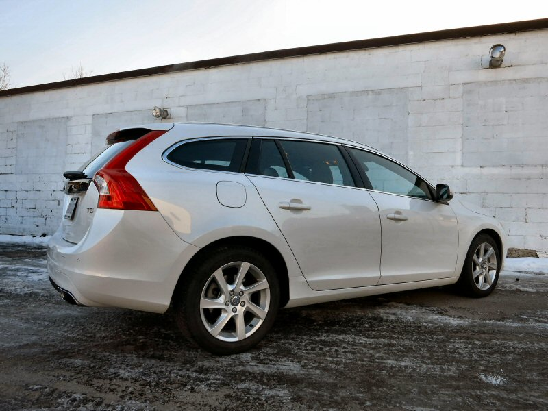 Driving Impressions I Have Already Mentioned That The 2017 Volvo V60 T5 Drive E