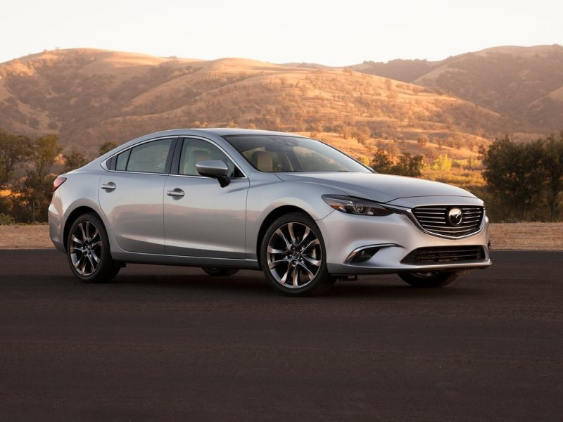 2015 Mazda Mazda6 Brings New Production Milestone Autobytel Com