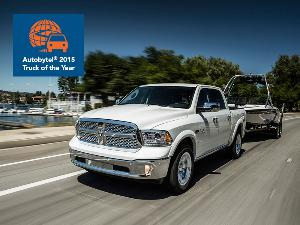 10 Reasons Why the Ram 1500 EcoDiesel is the 2015 Autobytel Truck of the Year