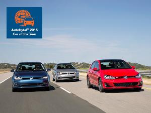 10 Reasons Why the Volkswagen Golf is the 2015 Autobytel Car of the Year