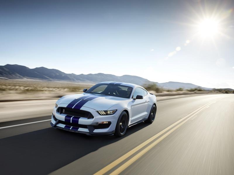 Barrett-Jackson to Sell First 2015 Ford Mustang Shelby GT350 for Charity