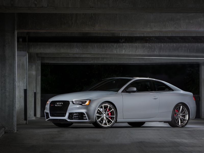 Four Rings Brand Debuts Exclusive 2015 Audi Rs 5 Coupe