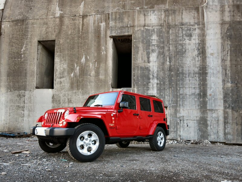2015 Jeep Wrangler Unlimited Sahara SUV Review