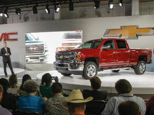 Must See Trucks at the 2015 Detroit Auto Show
