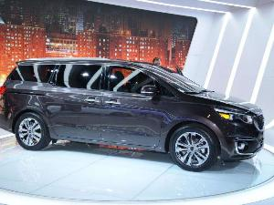 Must See Vans & Minivans of the 2015 Detroit Auto Show