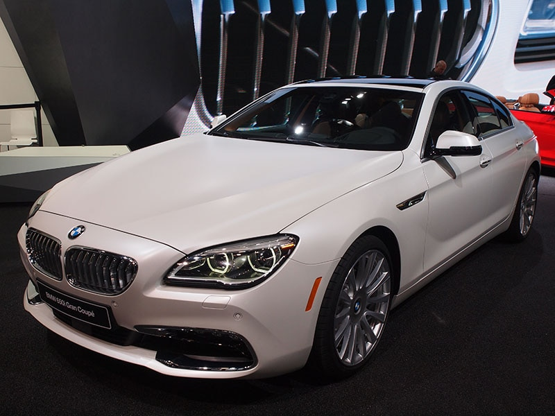 Must See Sedans & Luxury Cars Of The 2015 Detroit Auto