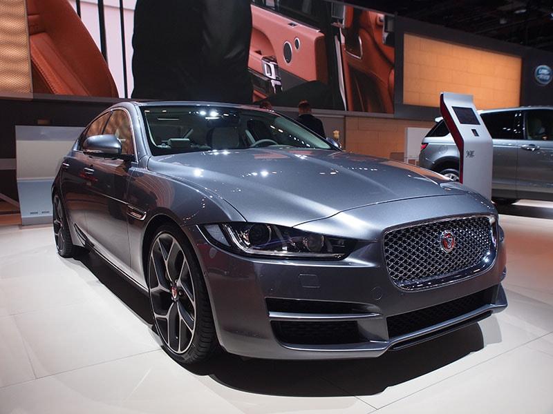 Luxury Vehicle: Must-See Luxury Cars & Sedans Of The 2015 New York Auto